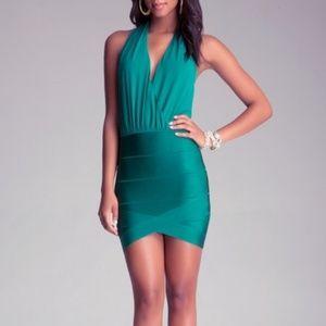 💕 Bandage Halter Dress 💕